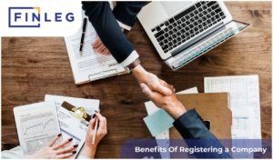 Benefits of registering company over other types of entities